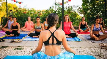 Les séances de Yoga