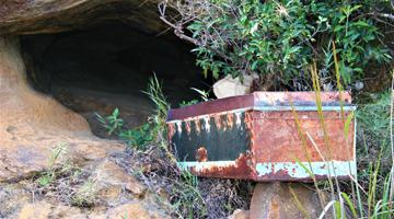 cercueil de l'ethnie Sakalava de Madagascar