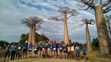 Trail de l'Ile Rouge à Madagascar