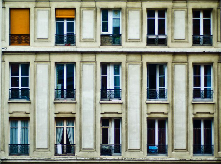 Facade paris