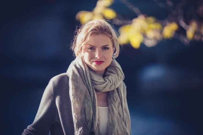 Kateryna portrait couleur paris