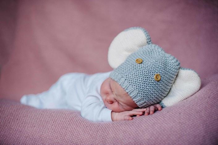 bébé mignon - cute slleping baby