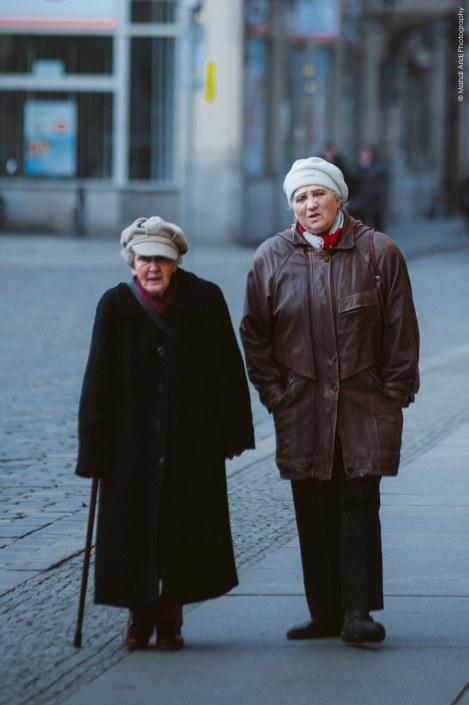 Wroclaw - Poland - street portrait