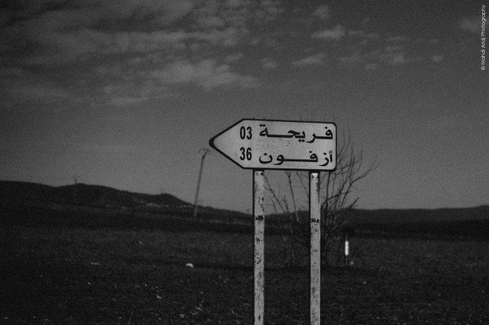Azeffoun route