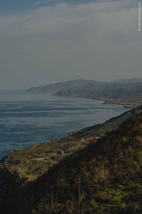 Azeffoun cap sigli - paysage - Landscape