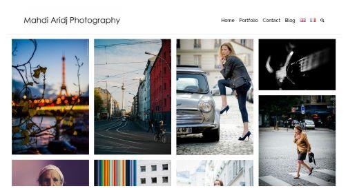 portfolio - photographer