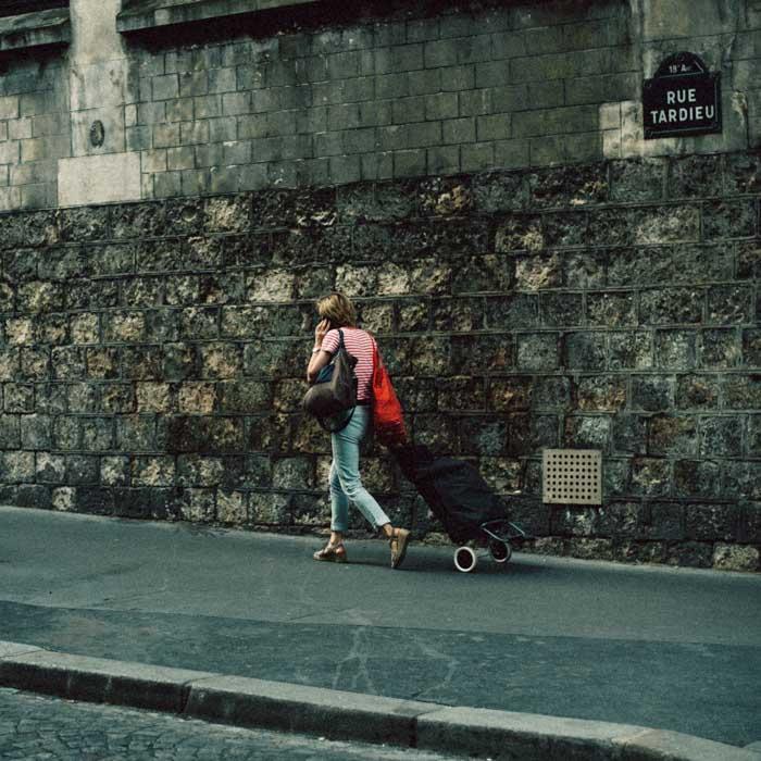 Street photography Paris - July 2016 2
