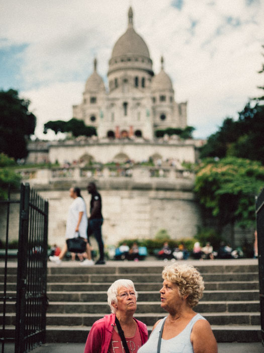 Street photography Paris - July 2016 4
