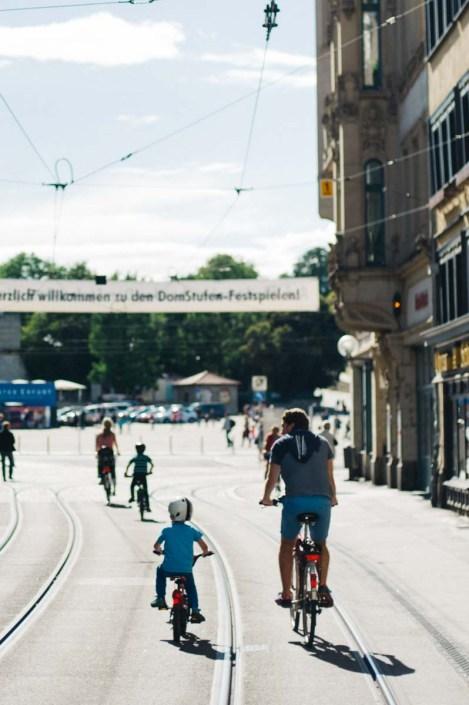 Erfurt street photography - Erfurt photographie de rue