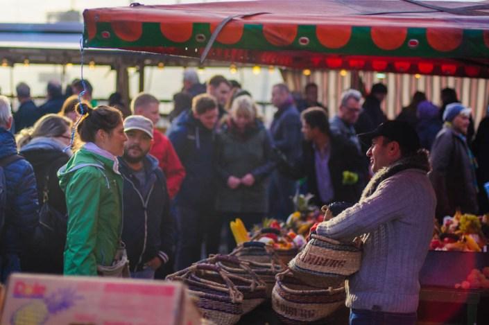 Hamburg fish market - Fischmarkt 25
