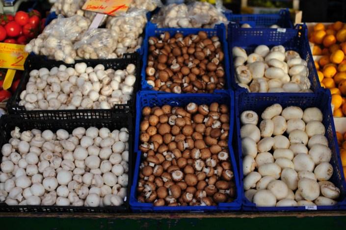 Hamburg fish market - Fischmarkt 30