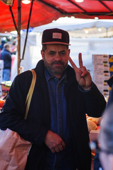 Hamburg fish market - Fischmarkt 3