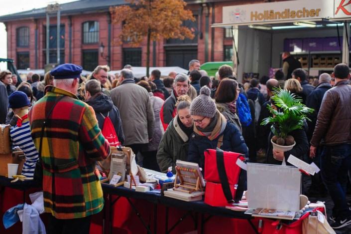 Hamburg fish market - Fischmarkt 6