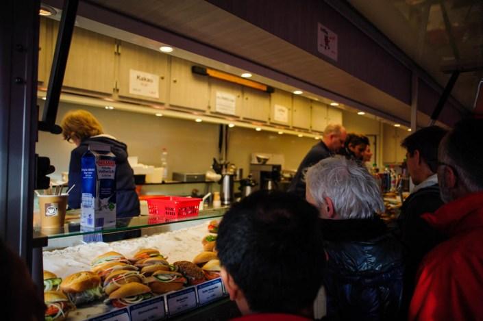 Hamburg fish market - Fischmarkt 20