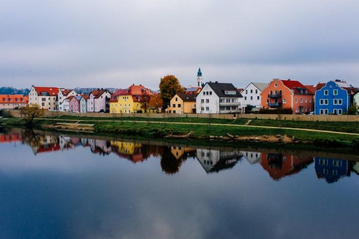 Visiting Regensburg in Autumn 15