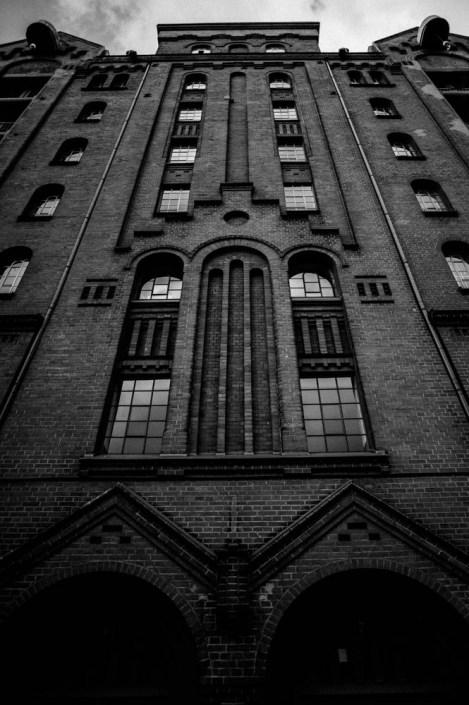 Speicherstadt's architecture - Hamburg