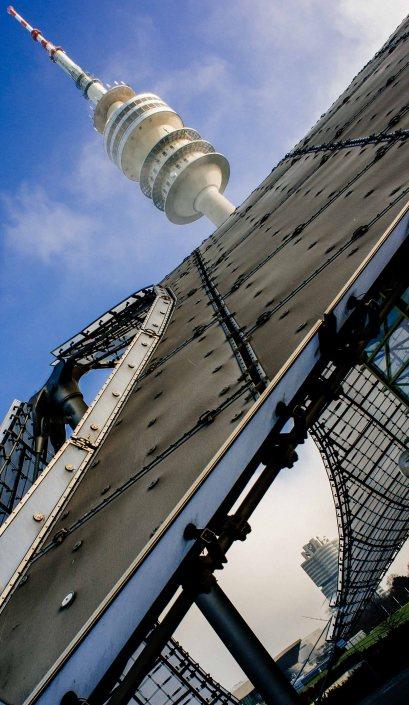 Parc olympique de Munich 50