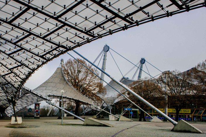 Parc olympique de Munich 66