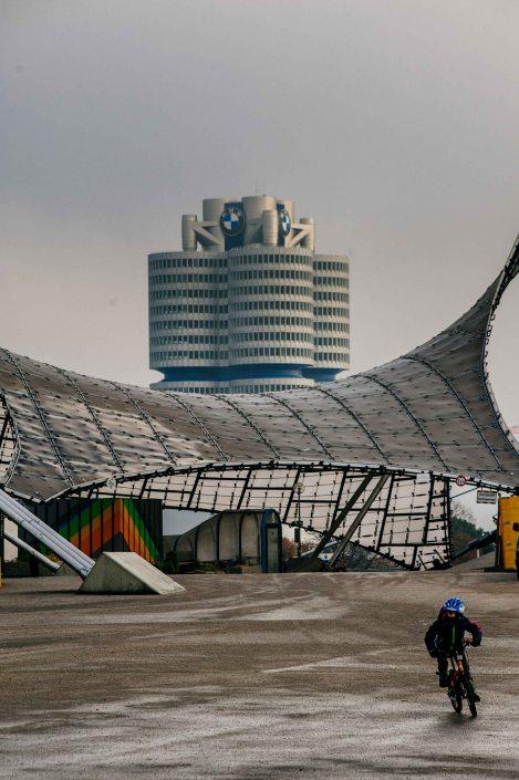 Parc olympique de Munich 80