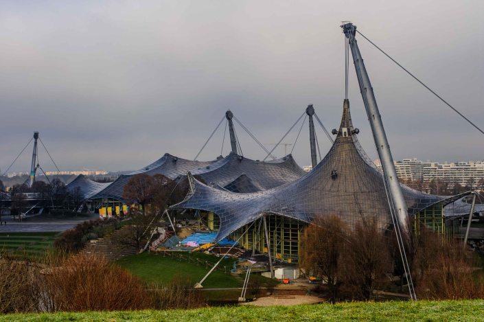 Parc olympique de Munich 3