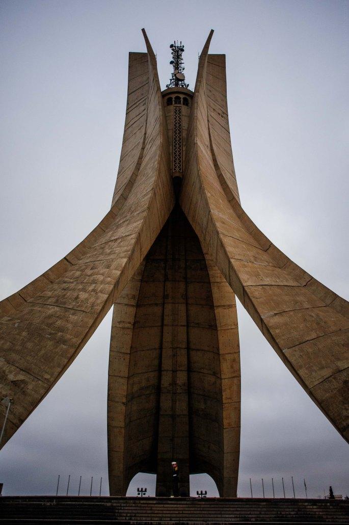 Maqam Echahid - Mémorial du martyr - Alger 1