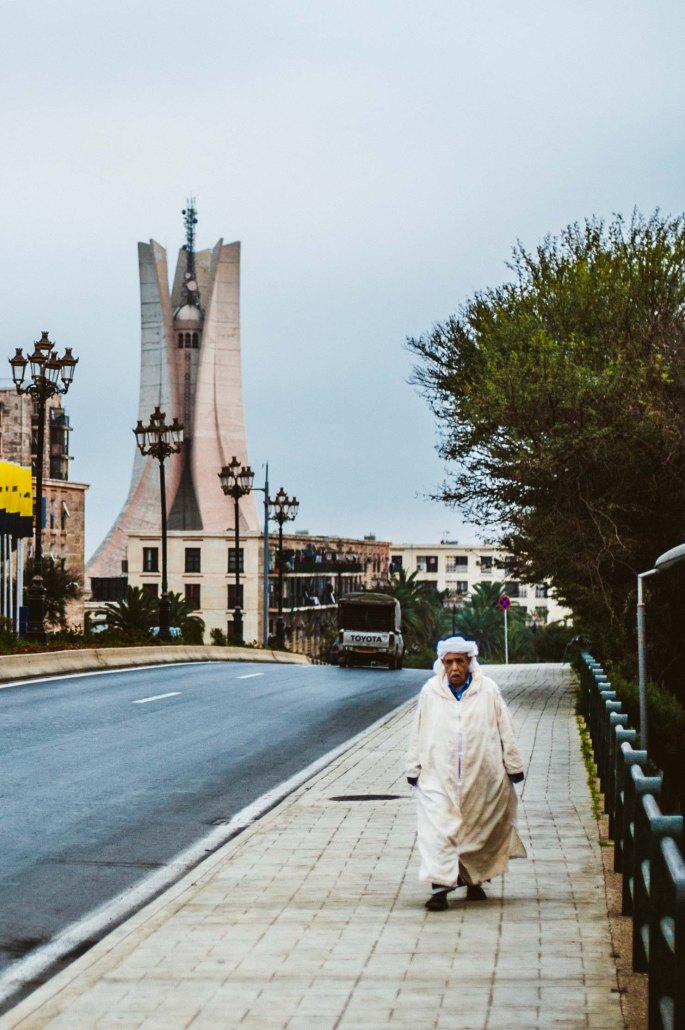Maqam Echahid - Mémorial du martyr - Alger 6