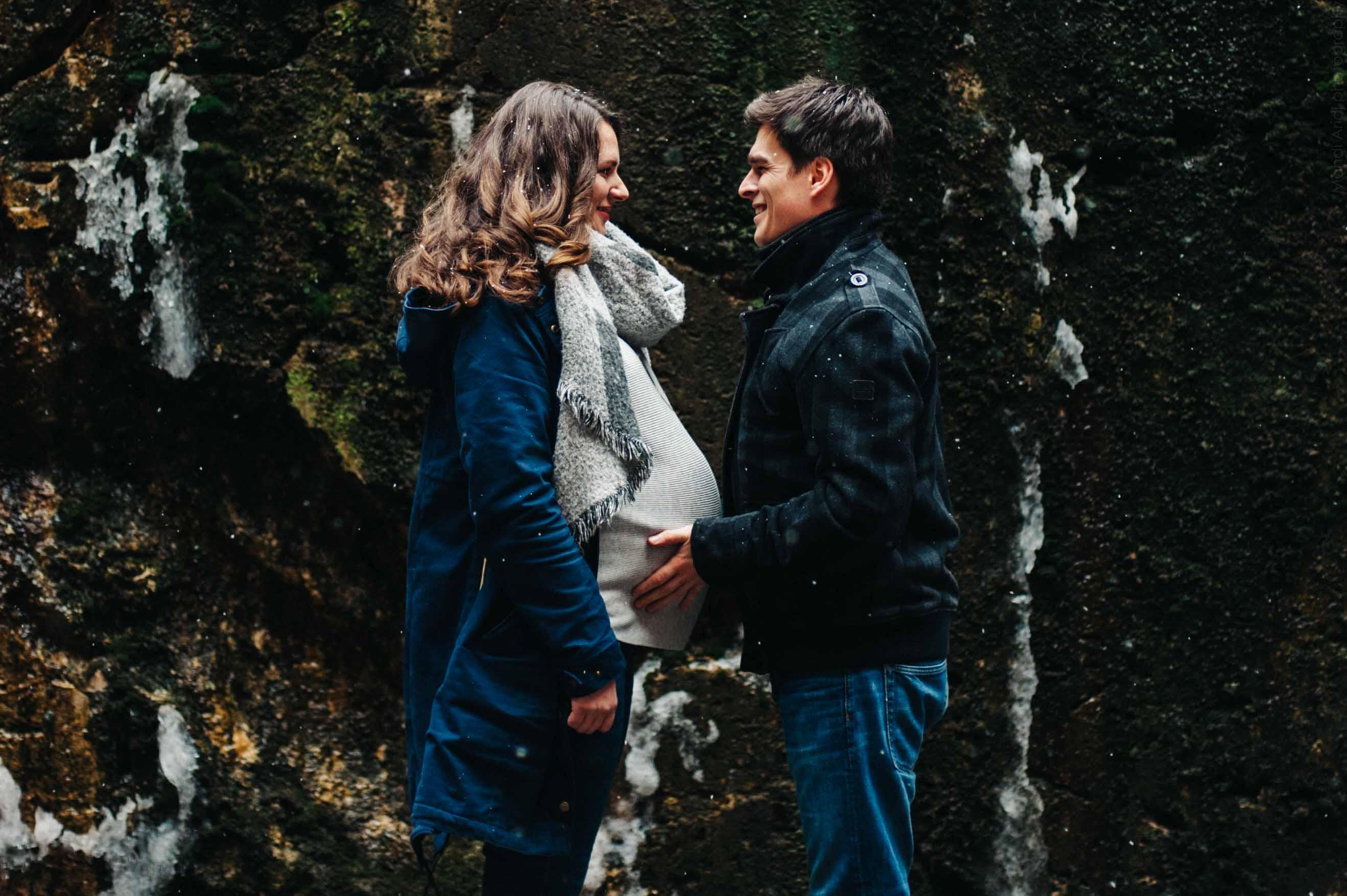 Pregnancy photography in Berlin - Photographe de grossesse à Berlin