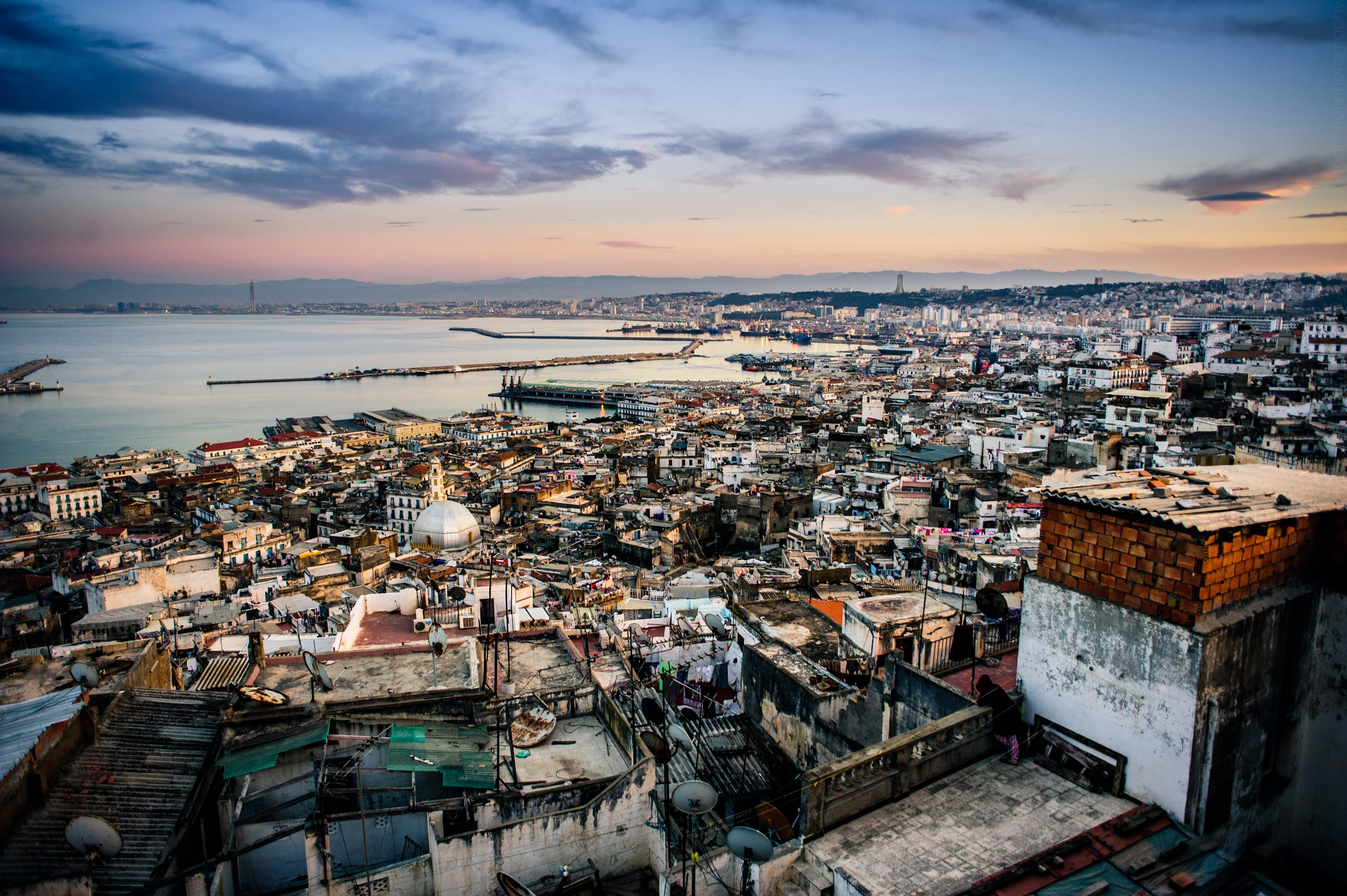 Mostaganem  Algerien  zeitverschiebungnet