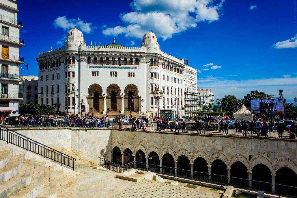 La grande poste Alger