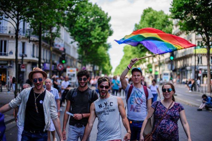Marche des fiertés | Paris 2017 111