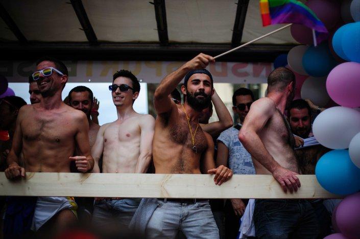 Marche des fiertés | Paris 2017 37