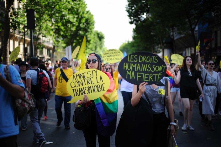 Marche des fiertés | Paris 2017 127