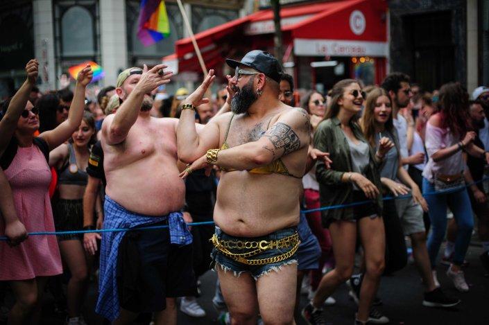 Marche des fiertés | Paris 2017 4