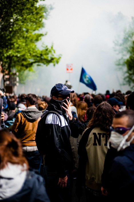 Manifestations du 1er Mai 2017 4