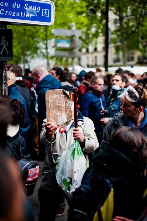 Manifestations du 1er Mai 2017 6