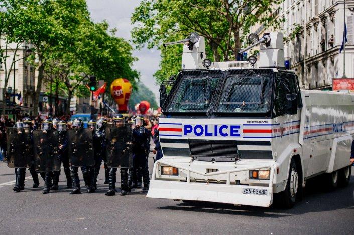 Manifestations du 1er Mai 2017 30