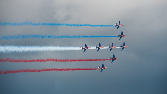 Paris Air Show 21