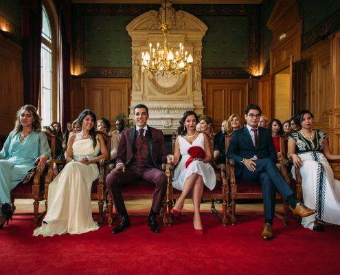 Mariage Algérien à Paris - Algerian wedding in Paris