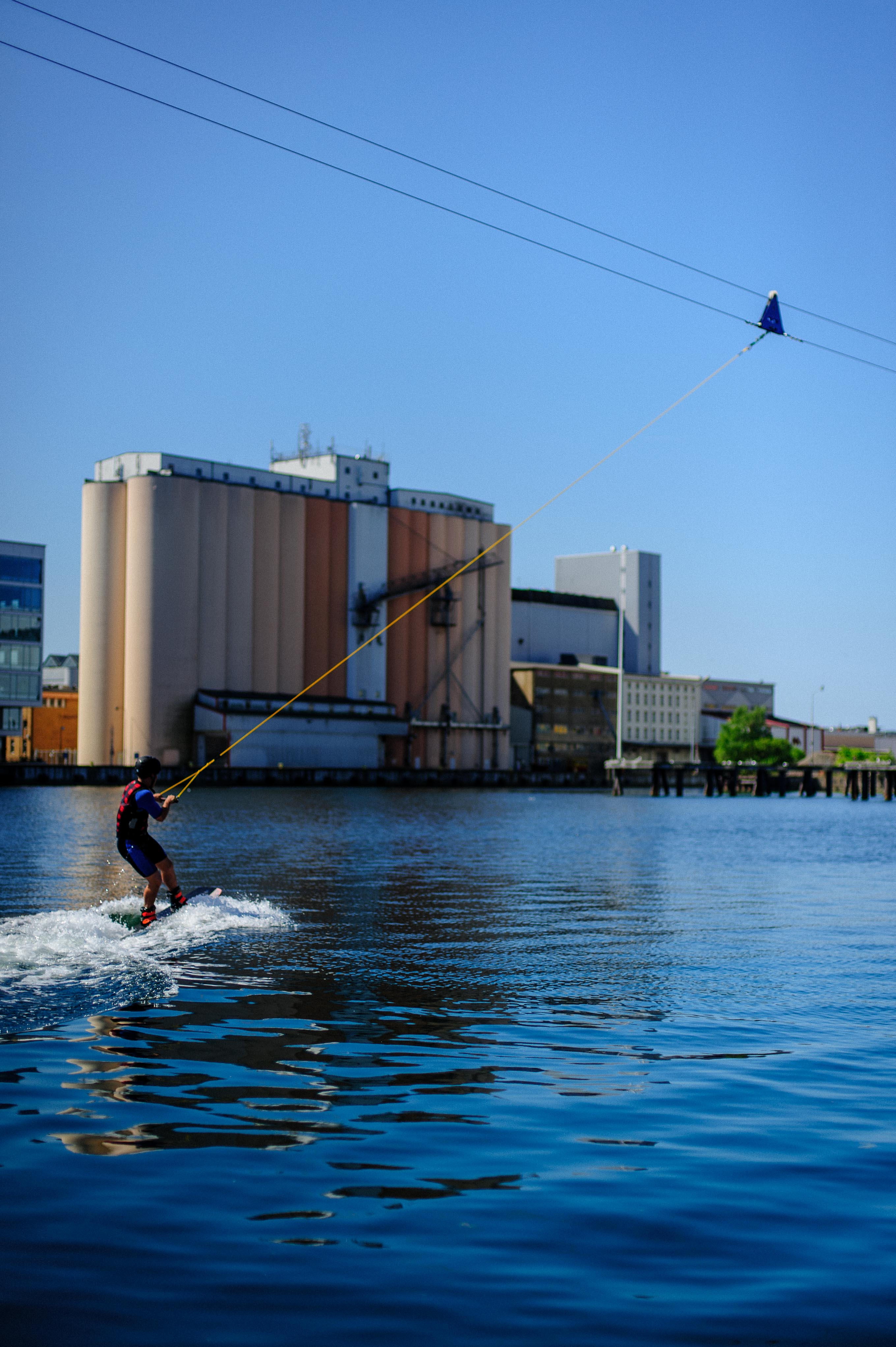 Cable wakeboard in Malmo 4
