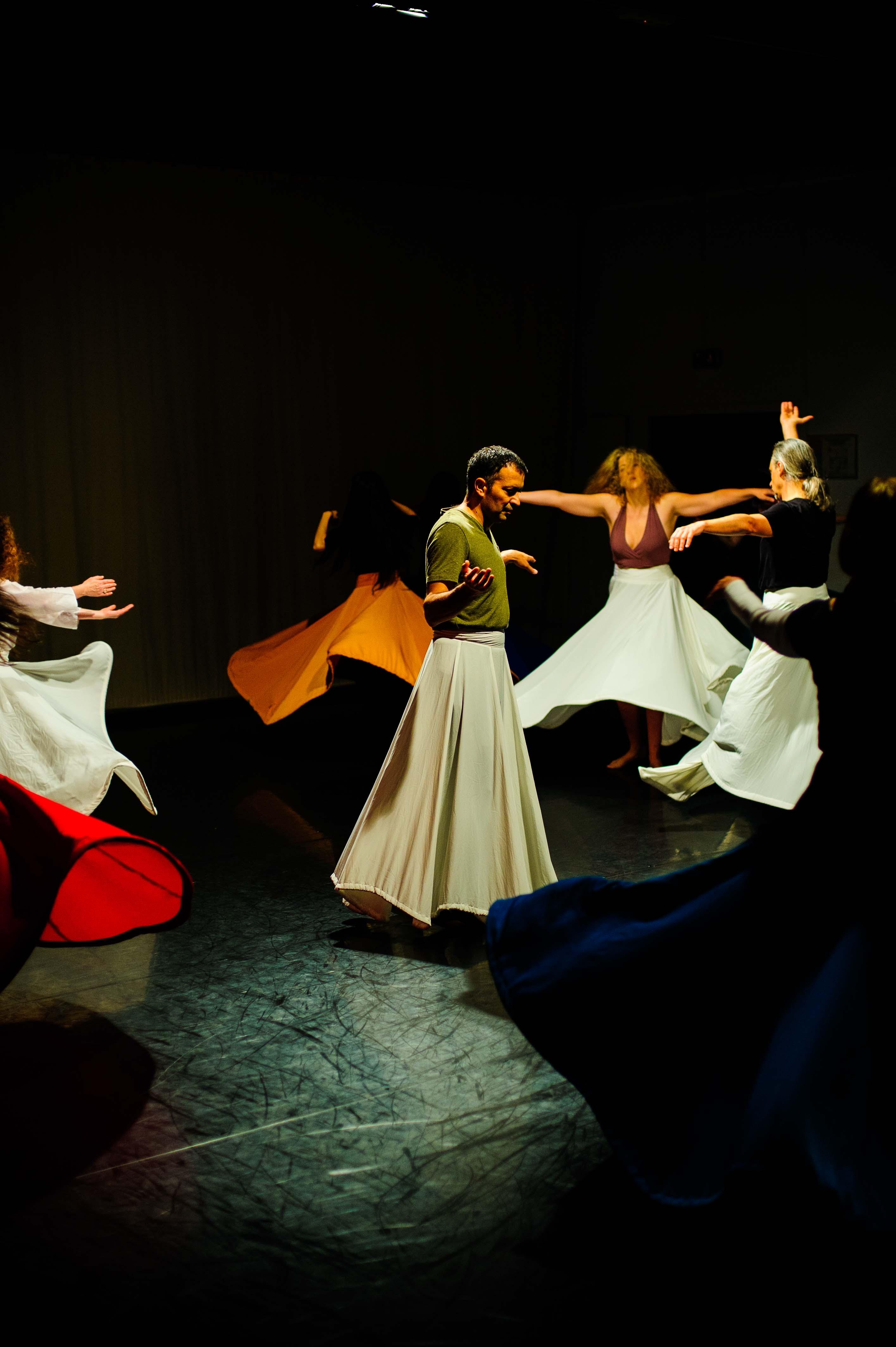 Trans n Dance - Sufi Dance - Transe En Danse - Danse Soufie - Rana Gorgani