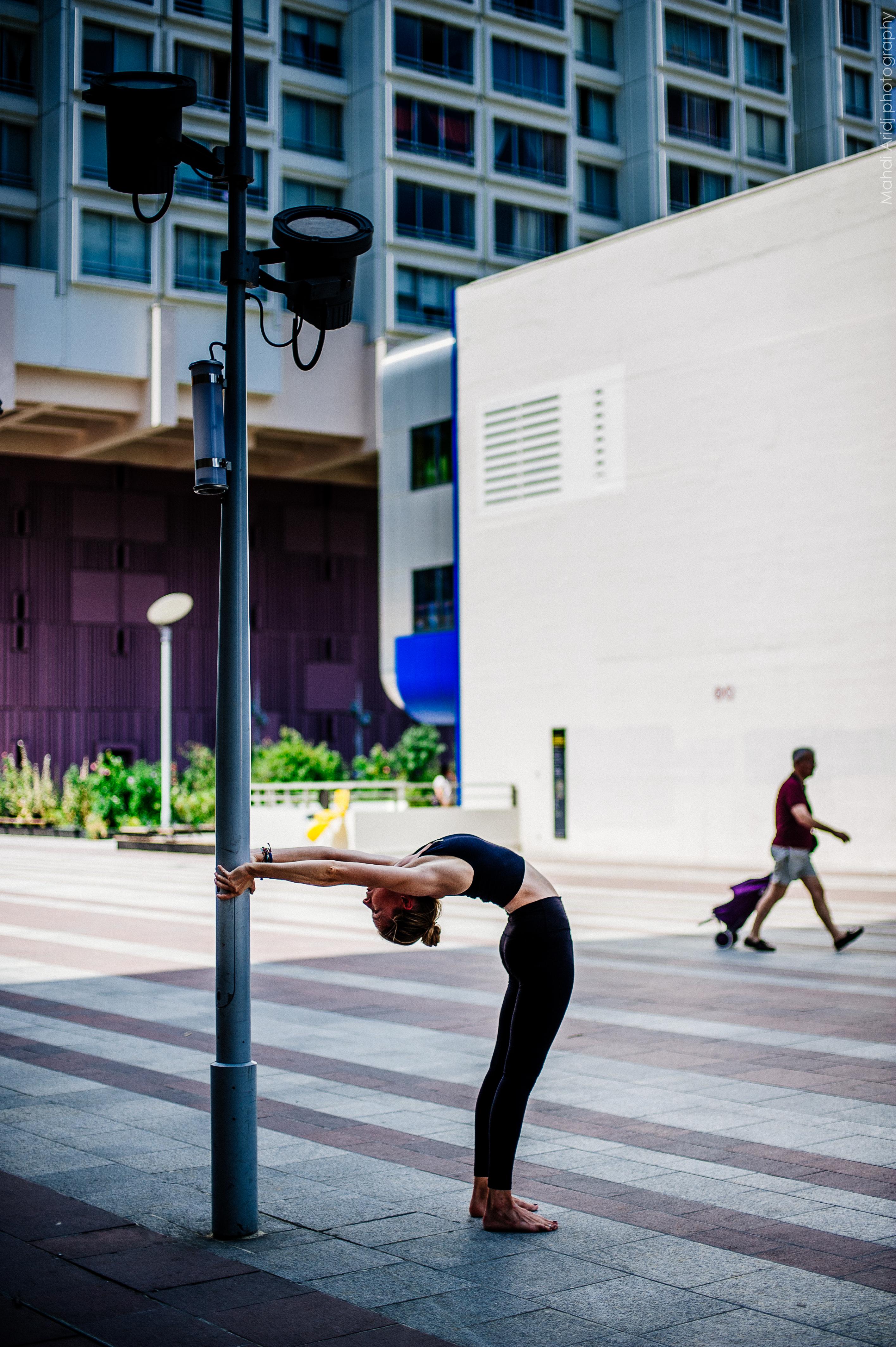 Anne Francin YogaGraphy