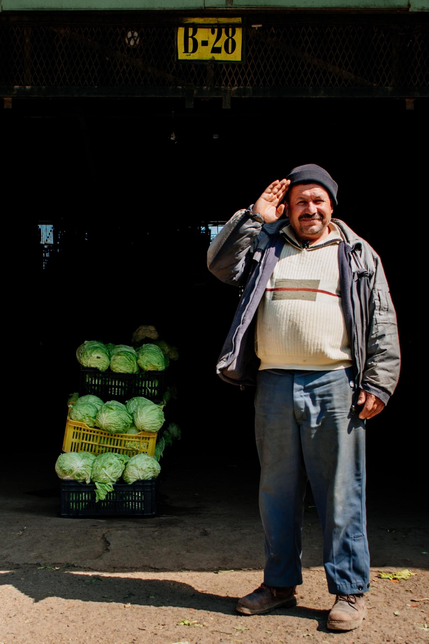 Une journée au marché d'Attatba - One day in Attatba wholesale market
