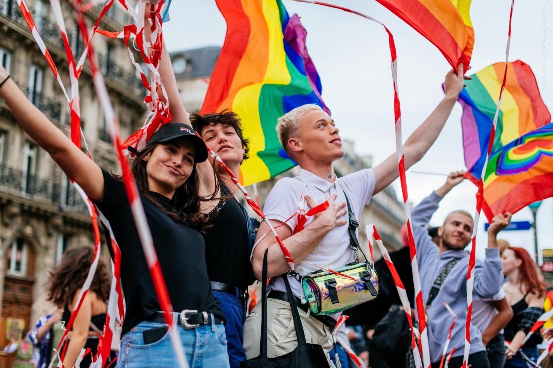 Marche des fiertés Paris 2020 - Paris Gay Pride 2020