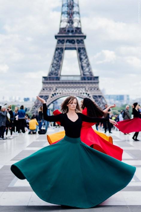 Danseuse soufie - Sufi Dancer