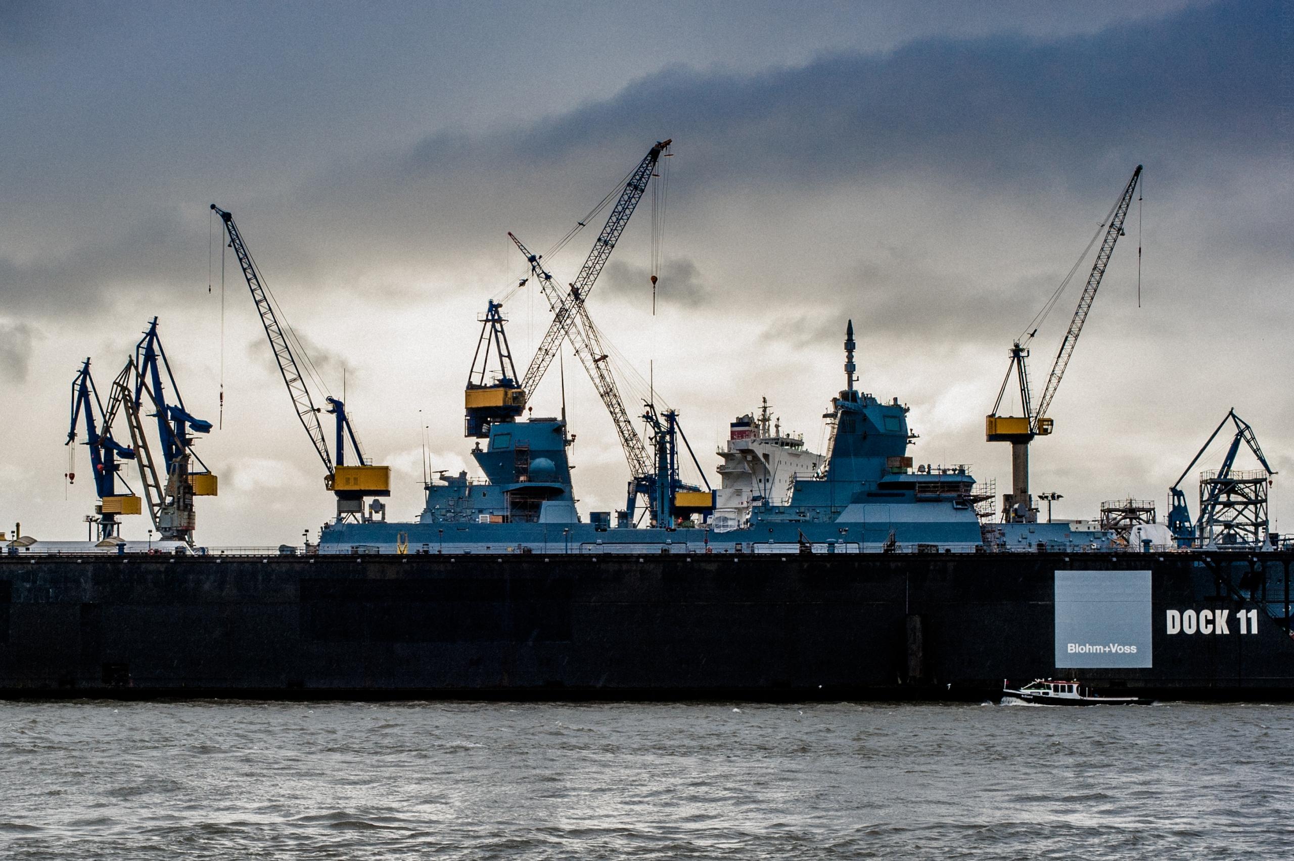 Dock 11 Hambourg - Dock 11 Hamburg