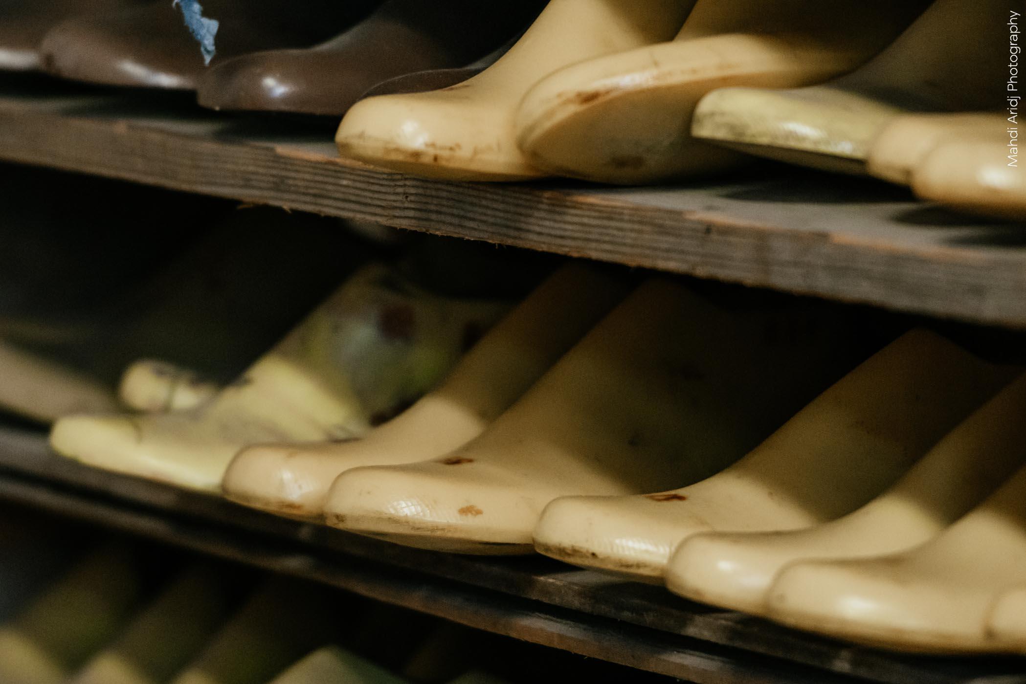 Un cordonnier dans les Cévennes - A shoemaker in the Cévennes
