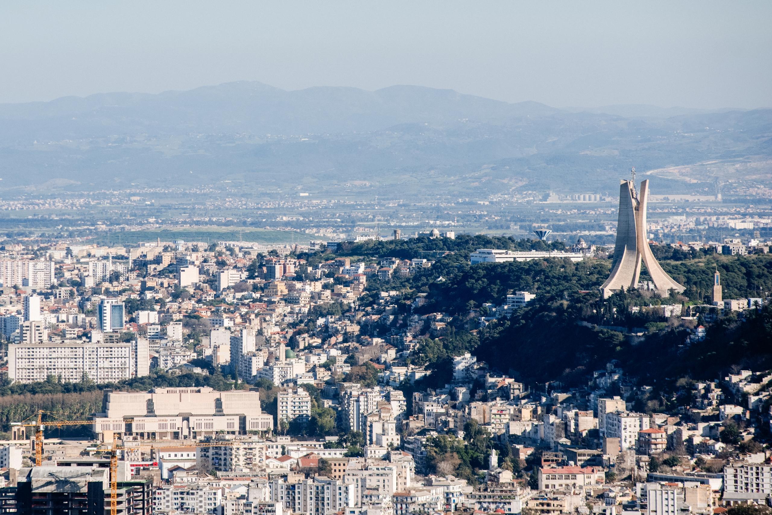 Alger, la blanche