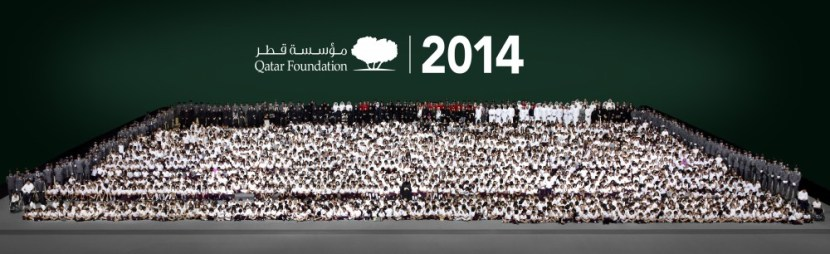 Qatar Foundation 2014