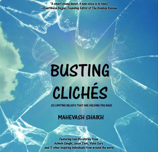 Busting Clichés Cover - Mahevash Shaikh