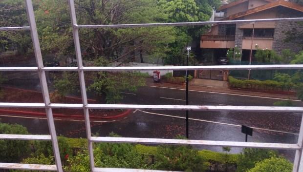 Rain On My Street